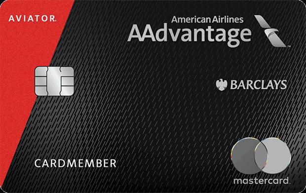Barclays AAdvantage® Aviator® Red World Elite Mastercard®